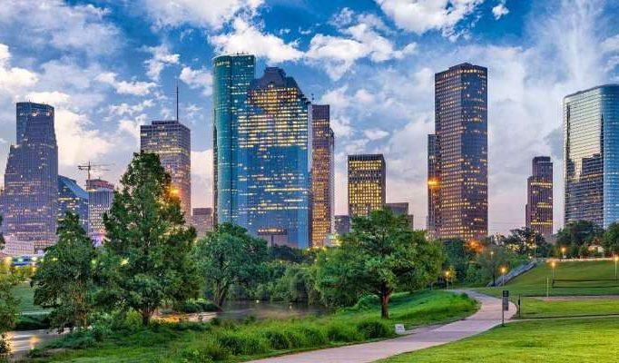 Objek Wisata Houston